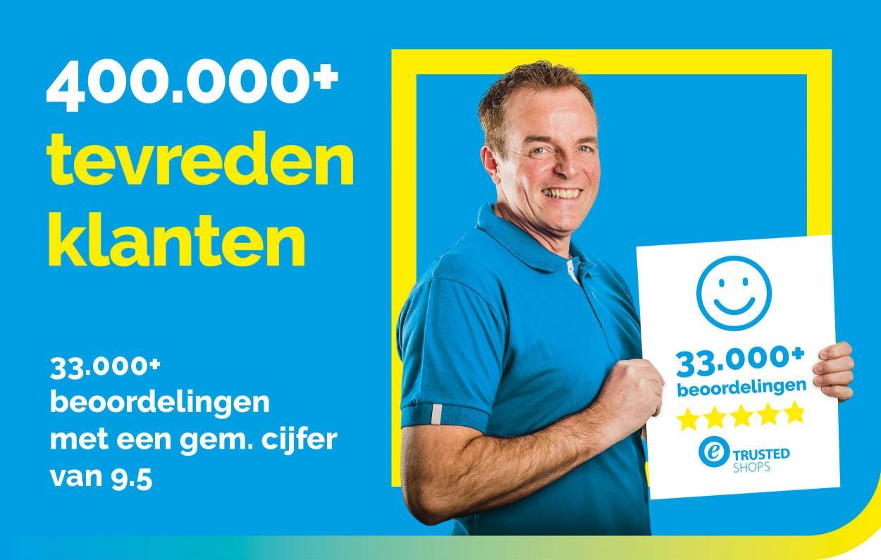 Tevreden klanten - UwCartridgeWinkel.nl