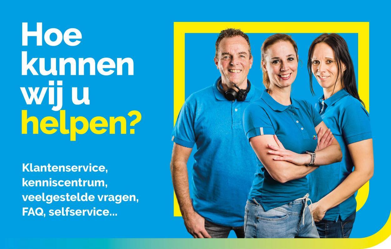 Klantenservice - UwCartridgeWinkel.nl