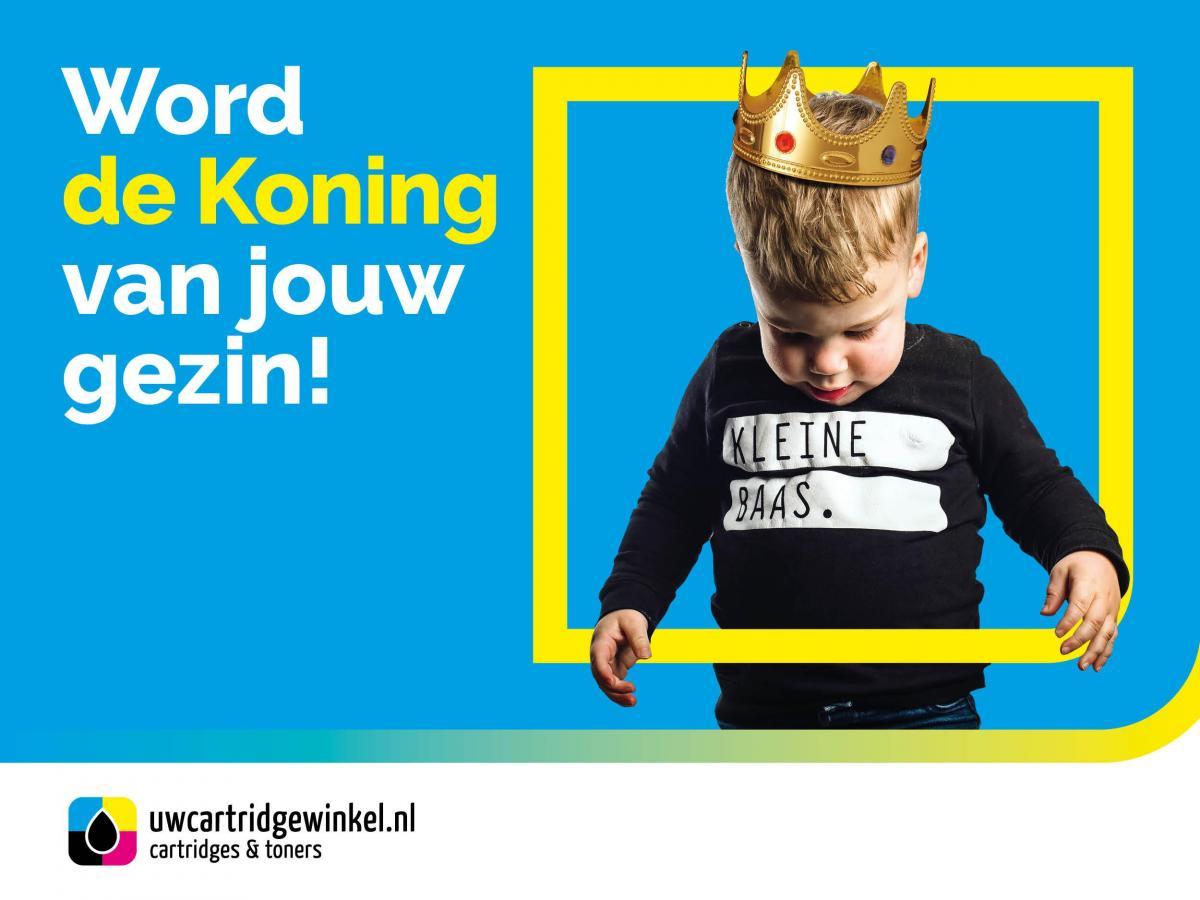 Word de Koning van jouw gezin!