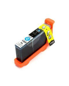 Huismerk Lexmark 100XL (14N1069E) cyaan incl. chip