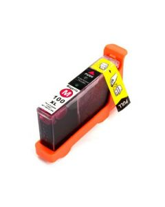 Huismerk Lexmark 100XL (14N1070E) magenta incl. chip
