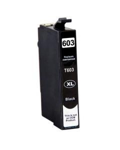 Huismerk Epson 603XL zwart