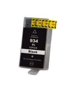 Huismerk HP 934XL zwart incl. chip