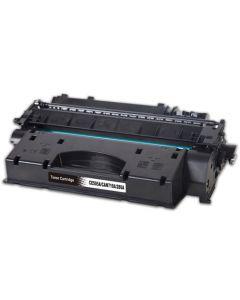 Huismerk HP 05A (CE505A) zwart