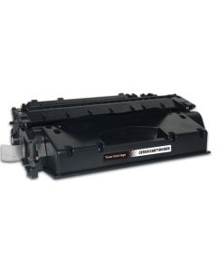 Huismerk HP 05X (CE505X) zwart