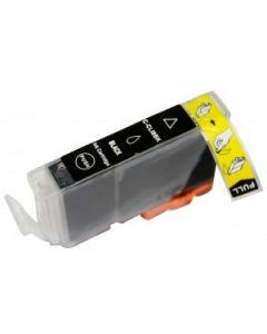 Huismerk Canon CLI-8BK zwart incl. chip