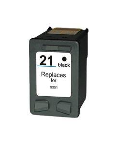 Huismerk HP 21XL zwart