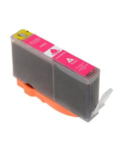 Huismerk HP 364XL magenta incl. chip