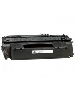 Huismerk HP 53X (Q7553X) zwart
