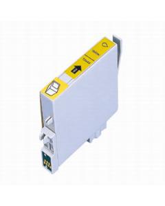 Huismerk Epson T0444 geel incl. chip
