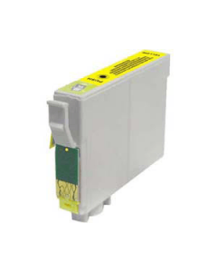 Huismerk Epson T0714 geel incl. chip