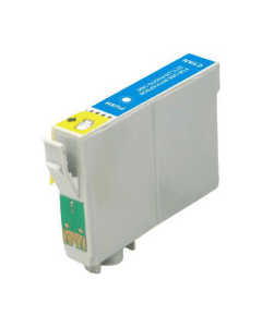 Huismerk Epson T1282 cyaan incl. chip