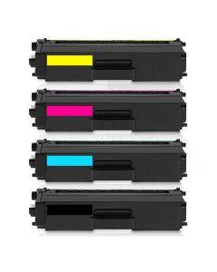 Huismerk Brother TN-423 multipack (zwart + 3 kleuren)