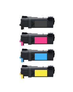 Huismerk Xerox 106R01334 - 106R01331 multipack zwart + 3 kleuren