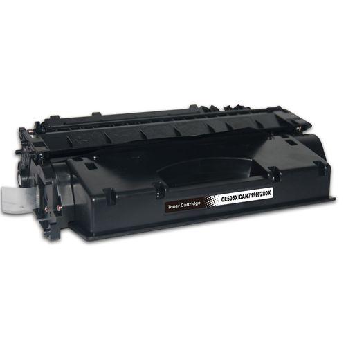 Huismerk HP 80X (CF280X) zwart