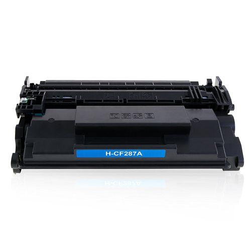 Huismerk HP 87A (CF287A) zwart