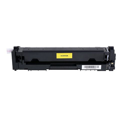 Huismerk HP 410A (CF412A) geel
