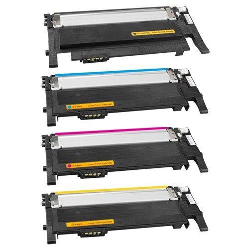 Huismerk Samsung CLT-P406C multipack (zwart + 3 kleuren)