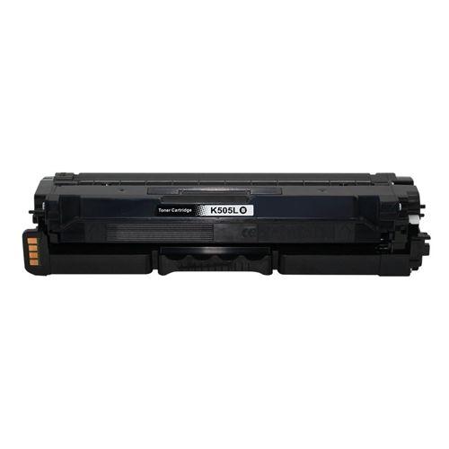 Huismerk Samsung CLT-K505L zwart
