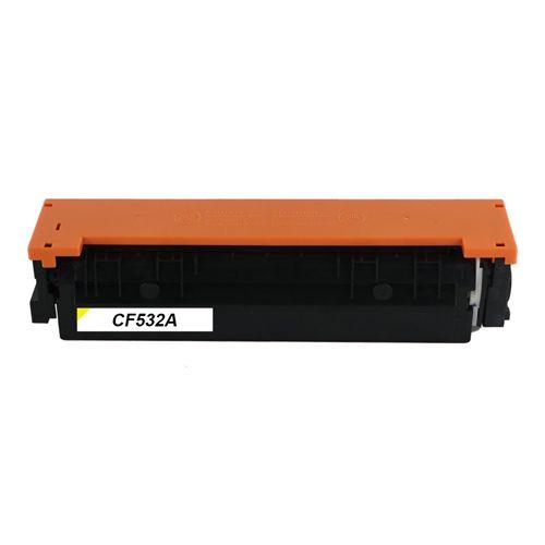 Huismerk HP 205A (CF532A) geel