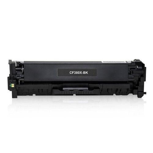 Huismerk HP 312X (CF380X) zwart
