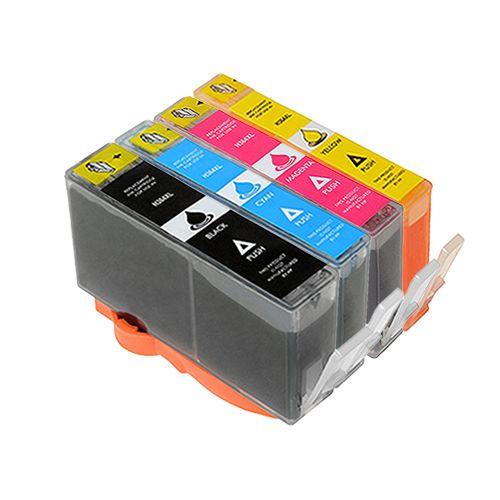 Huismerk HP 364XL multipack (zwart + 3 kleuren)