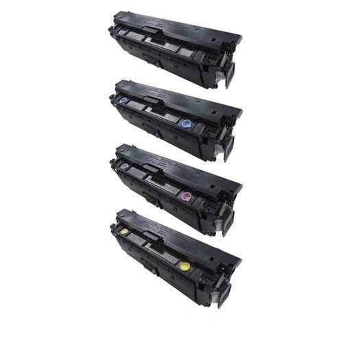 Huismerk HP 508A (CF360A-CF363A) multipack (zwart + 3 kleuren)