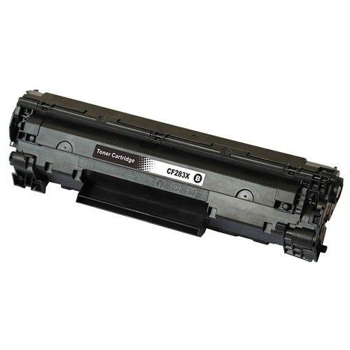Huismerk HP 83X (CF283X) zwart