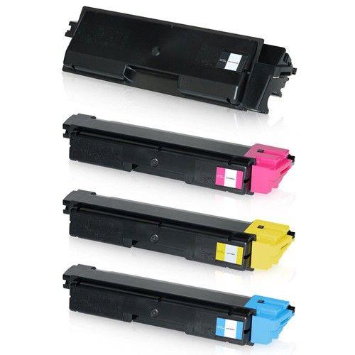 Huismerk Kyocera TK-590 multipack (zwart + 3 kleuren)