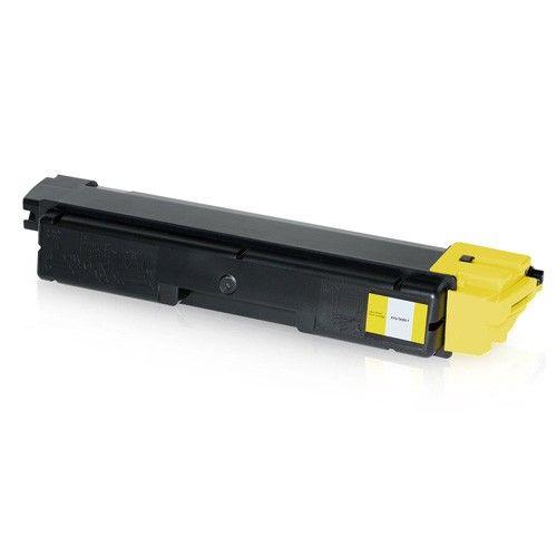 Huismerk Kyocera TK-590Y geel