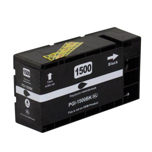 Huismerk Canon PGI-1500 XL zwart