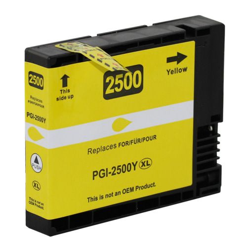 Huismerk Canon PGI-2500 XL geel