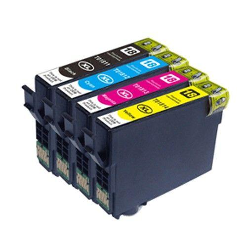 Huismerk Epson 18XL (T1816) multipack (zwart + 3 kleuren)