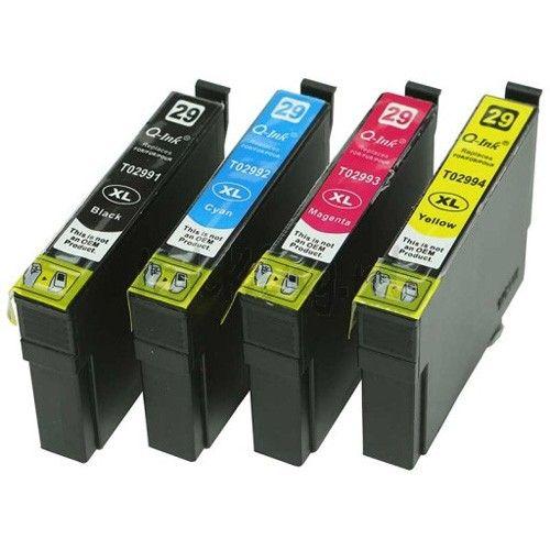 Huismerk Epson 29XL (T2996) multipack (zwart + 3 kleuren)