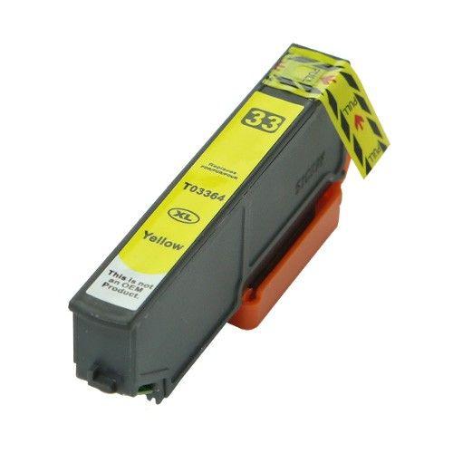 Huismerk Epson 33XL (T3364) geel