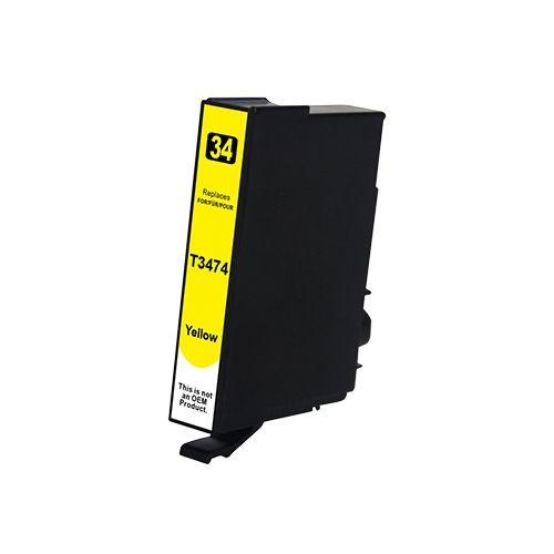 Huismerk Epson 34XL (T3474) geel