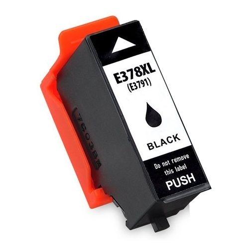 Huismerk Epson 378XL (T3791) zwart