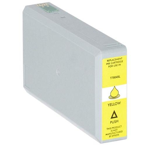 Huismerk Epson 79XL (T7904) geel