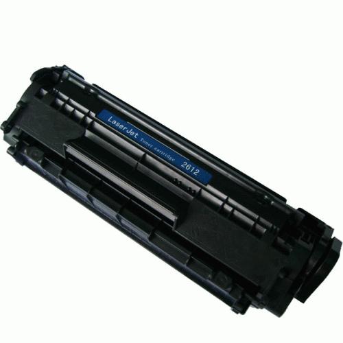 Huismerk HP 12A (Q2612A) zwart