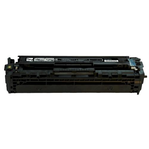 Huismerk HP 125A (CB540A) zwart