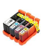 Huismerk Lexmark 100XL multipack (zwart + 3 kleuren)