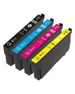 Huismerk Epson 405XL multipack (zwart + 3 kleuren)