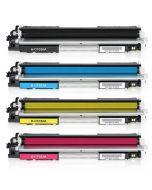 Huismerk HP 130A (CF350A-CF353A) multipack (zwart + 3 kleuren)