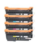 Huismerk HP 654X (CF330X-CF333A) multipack (zwart + 3 kleuren)
