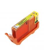 Huismerk HP 920XL geel incl. chip
