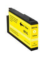 Huismerk HP 953XL geel incl. chip