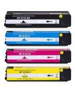 Huismerk HP 973X multipack zwart + 3 kleuren incl. chip