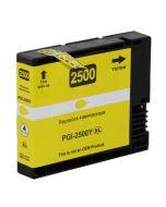Huismerk Canon PGI-2500 XL geel incl. chip