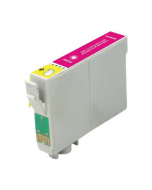 Huismerk Epson T1283 magenta incl. chip