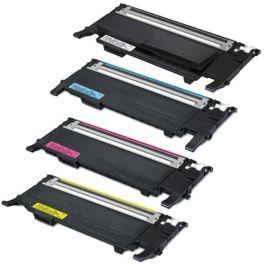 Huismerk Samsung CLT-P4072C multipack (zwart + 3 kleuren)